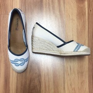 Sperry size 5.5 wedges